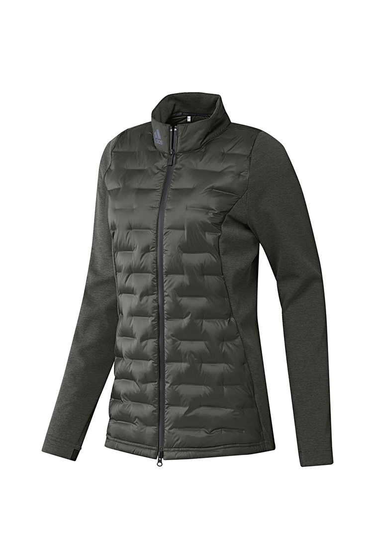 Picture of adidas Golf Women's Frostguard Jacket - Legend Earth