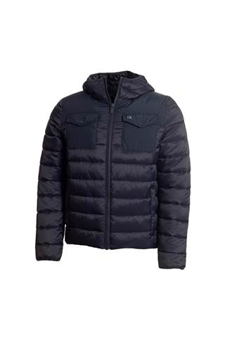Picture of Calvin Klein Starboard Padded Jacket - Navy