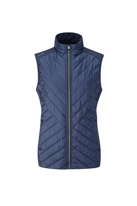 Show details for Ping Golf Ladies Oslo Primaloft Vest III - Oxford Blue