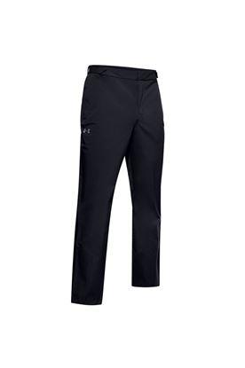 Show details for Under Armour UA Men's Rain Waterproof Trousers - Black