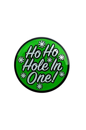 Show details for Surprizeshop Individual Ball Marker - Ho Ho Hole in One