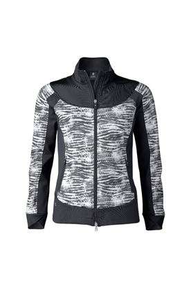 Show details for Daily Sports Ladies Zebramix Jacket - Black 999