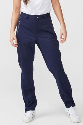 "Show details for Rohnisch Ladies Waterproof Pants - Indigo Night - 32"" Leg"