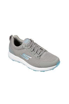 Show details for Skechers Women's Max Fairway 2  Golf Shoes - Grey / Blue