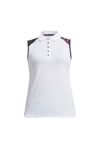 Picture of Rohnisch Ladies Element Sleeveless Polo Shirt - Palm Fuchsia