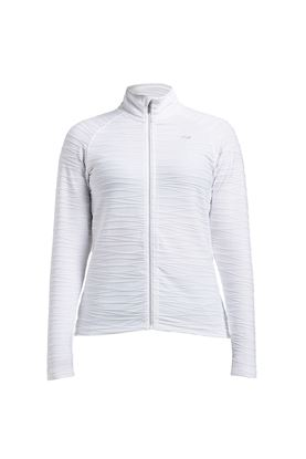Show details for Rohnisch Ladies Wave Jacket - White