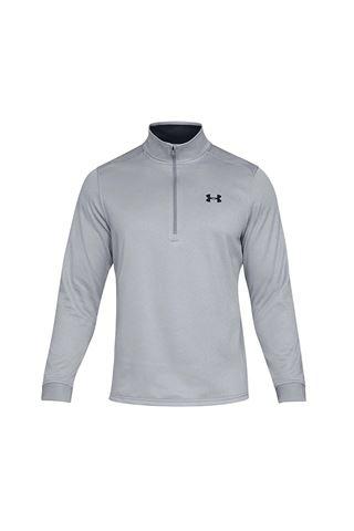 Picture of Under Armour ZNS A Men's Fleece 1/2 Zip Pullover - Grey 035