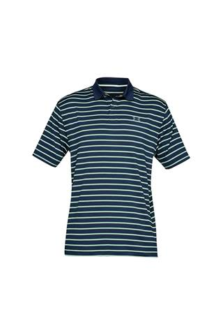 Picture of Under Armour UA Men's Performance Polo 2.0 Novelty - Academy 408