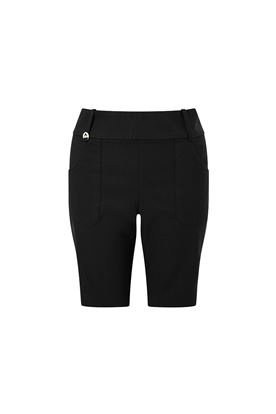 Show details for Callaway Chev Ladies Pull on Shorts - Caviar
