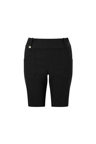 Picture of Callaway Chev Ladies Pull on Shorts - Caviar