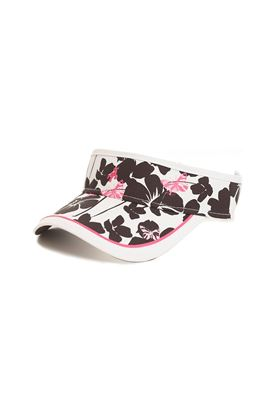 Show details for Green lamb Izzy Printed Visor - Butterfly
