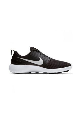 Picture of Nike Golf Roshe G Men's Golf Shoes - Black / Metallic White