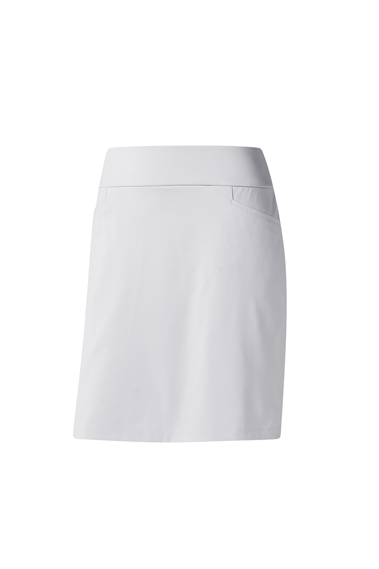 Picture of adidas Womens Solid Skort - White