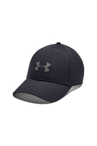 Picture of Under Armour ZNS Womens UA Elevated Golf Cap - Black 001