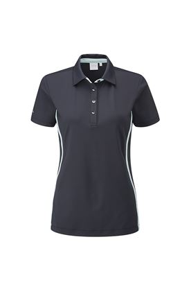 Show details for Ping Juniper Ladies Polo Shirt - Navy