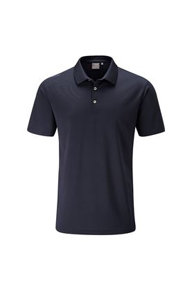 Show details for Ping Lincoln Men's Golf Polo Shirt - Navy