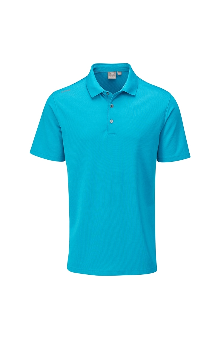 Picture of Ping Lincoln Men's Golf Polo Shirt - Lagoon Falls