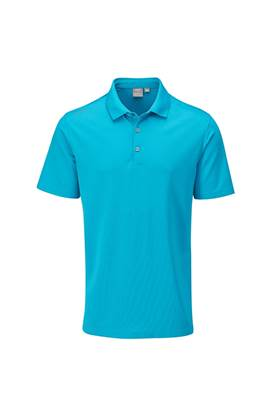 Show details for Ping Lincoln Men's Golf Polo Shirt - Lagoon Falls