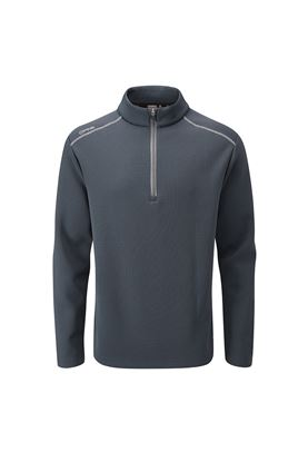 Show details for Ping Men's Ramsey 1/4 Zip Sweater - Navy
