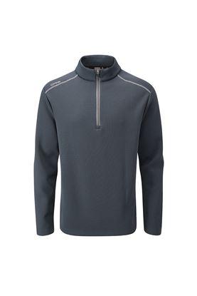 Show details for Ping Men's Ramsey 1/4 Zip Sweater - Navy