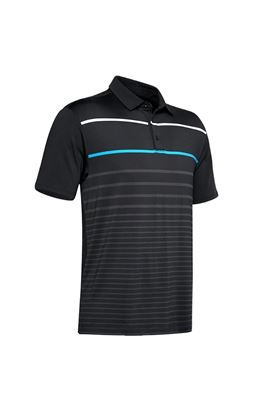Show details for Under Armour UA Men's Playoff 2.0 Polo Shirt - Black 010
