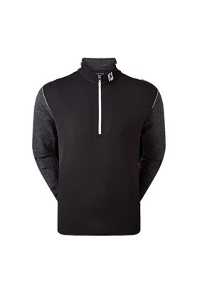 Show details for Footjoy Tonal Heather Chill - Out - Black