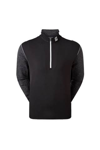 Picture of Footjoy Tonal Heather Chill - Out - Black
