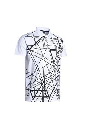 Show details for Abacus Men's Kurt Polo Shirt - White