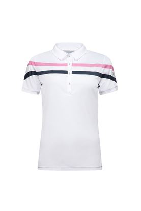 Show details for Cross Sportwear Women's Pivot Polo Shirt - Heather