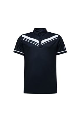 Show details for Cross Sportswear Men's Cut Polo Shirt - Navy
