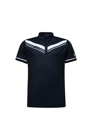 Picture of Cross Sportswear Men's Cut Polo Shirt - Navy