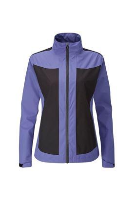 Show details for Ping Ladies Juno Waterproof Jacket - Marlin / Black