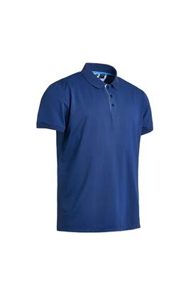 Show details for Abacus Men's Amic Polo Shirt - Navy
