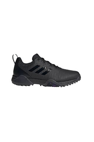 Picture of adidas zns Men's Codechaos Golf Shoes - Black / Black / Iron