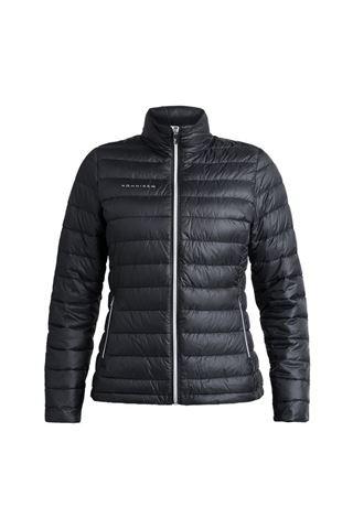 Picture of Rohnisch zns Ladies Shine Light Down Jacket - Black