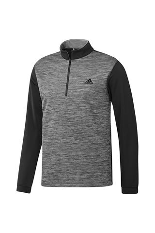 Picture of adidas zns Adi Core 1/4 Zip Pullover - Black