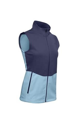 Picture of Under Armour UA Storm Ladies Vest - Blue 497
