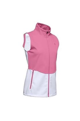 Show details for Under Armour UA Storm Ladies Vest - Pink 691