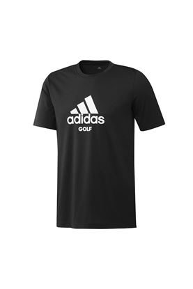 Show details for adidas Golf Men's T-Shirt - Black