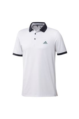 Show details for adidas Golf Men's Ultimate 365 Delivery Polo Shirt - White