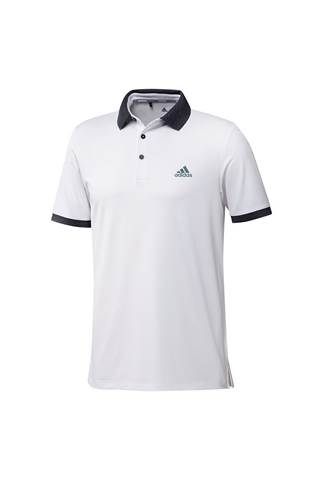 Picture of adidas Golf Men's Ultimate 365 Delivery Polo Shirt - White