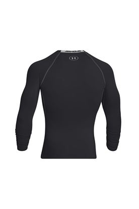 Show details for Under Armour Heatgear Long Sleeve Base Layer - Black
