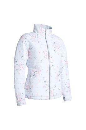 Show details for Abacus Ladies Heaven Padded Jacket - Fog Melange