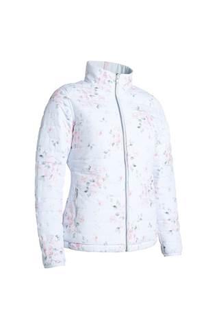 Picture of Abacus Ladies Heaven Padded Jacket - Fog Melange