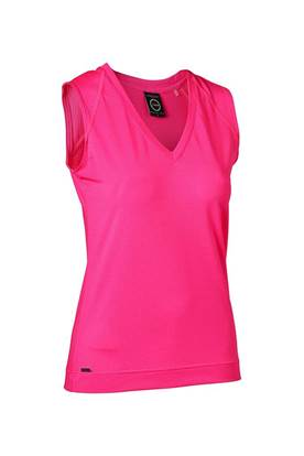 Show details for Daily Sports Ladies Distance Tank/Singlet - Strawberry
