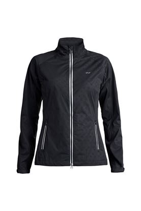 Show details for Rohnisch Ladies Waterproof Jacket - Black