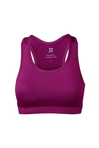 Picture of Daily sports Base Bra - Plum