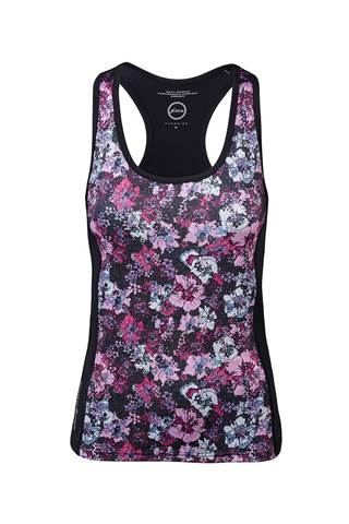 Picture of Daily Sports Bloom Tank - Black