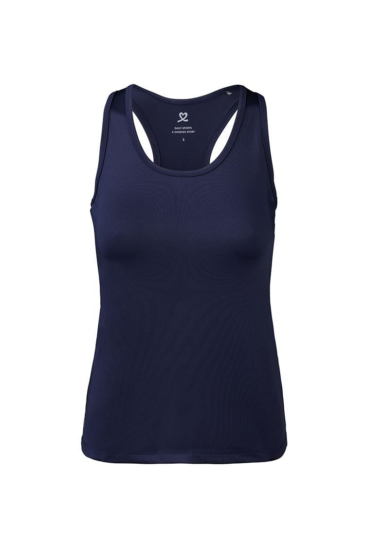 Picture of Daily Sports Base Tank - Navy