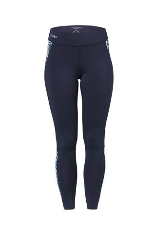 Picture of Daily Sports Butterfly Tights - Navy